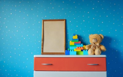 Heal your inner child by creating a place for them in your adult home