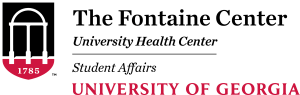 UGA FONTAINE CENTER LOGO