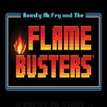Flame Busters Slot Machine