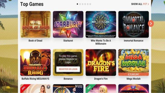 leovegas-casino-games