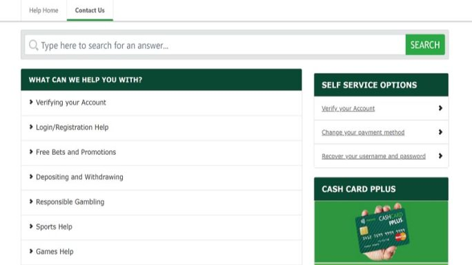 paddy-power-help-page