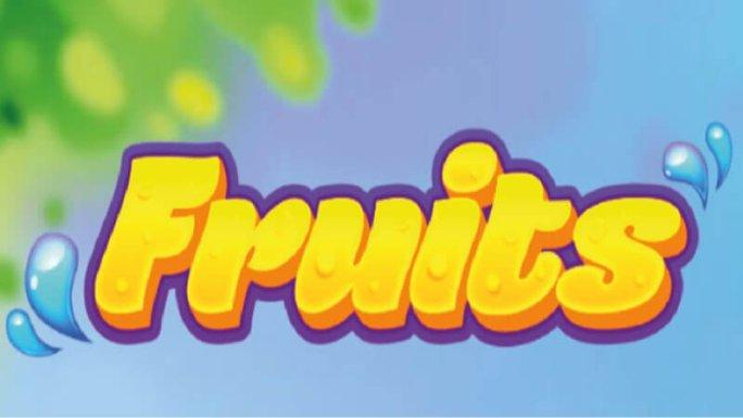 fruits-slot-logo