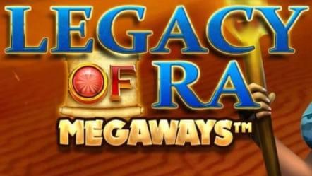 Legacy Of Ra Megaways Slot