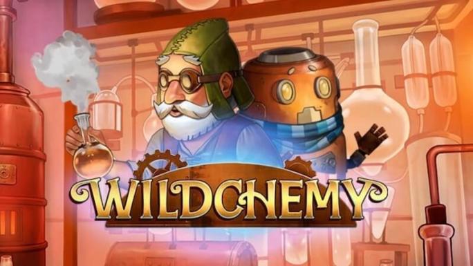 wildchemy slot logo