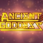 ancient goddess slot logo