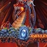 dragons awakening slot logo