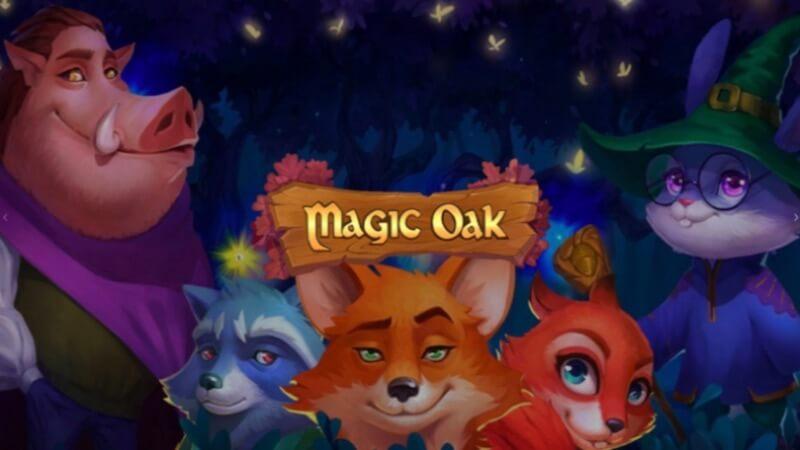 Magic Oak Slot