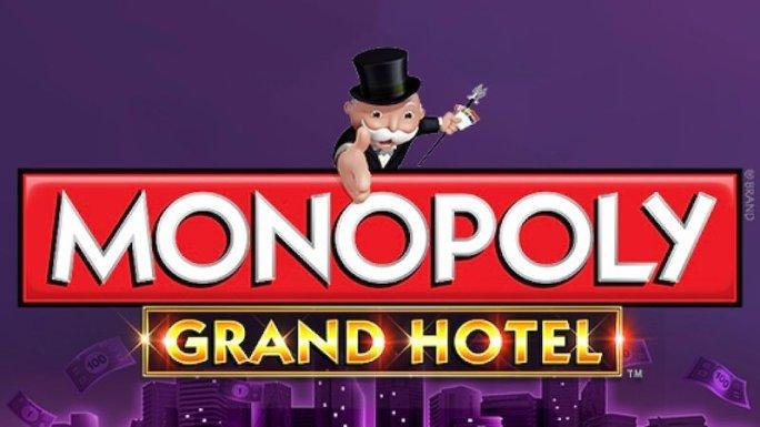 monopoly grand hotel slot logo