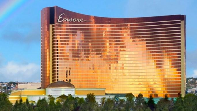 encore boston harbour hotel