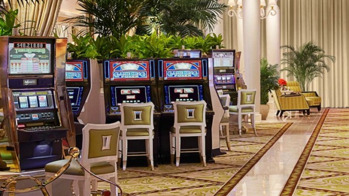 encore boston harbour slots