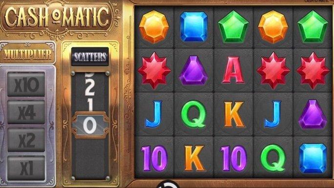 cash o matic slot rules