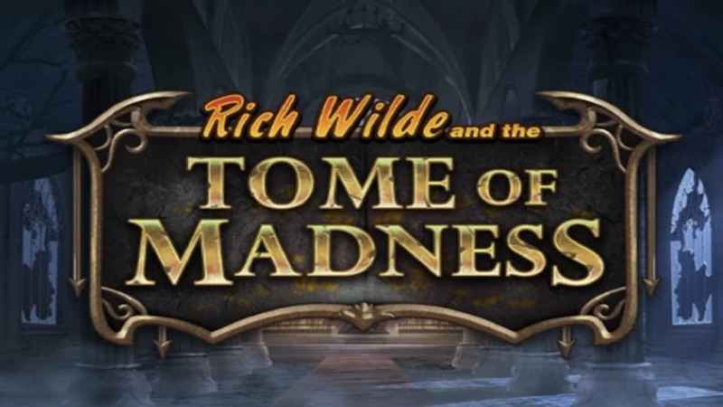 Rich Wilde Tome Of Madness Slot