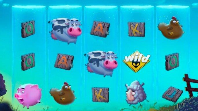 tractor beam slot gameplay