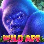 wild ape slot logo