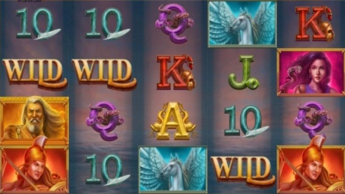 ages of the gods ruler of the seas slot gameplay