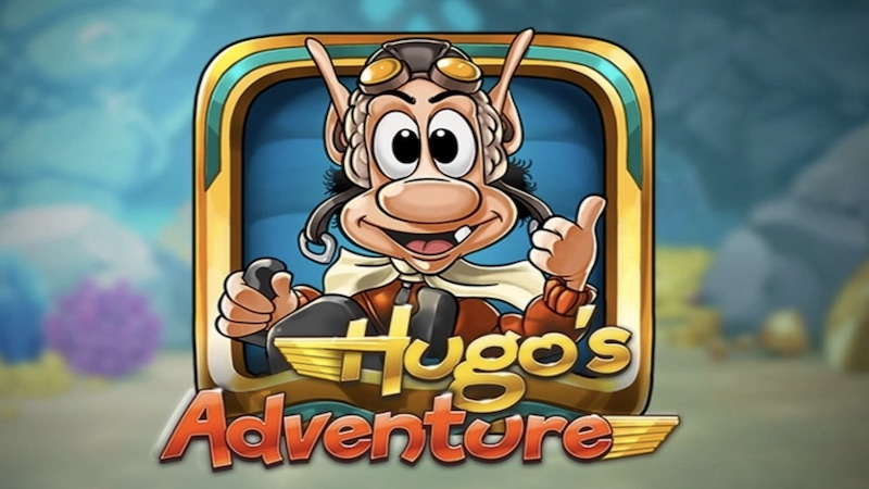 Hugo's Adventure Slot