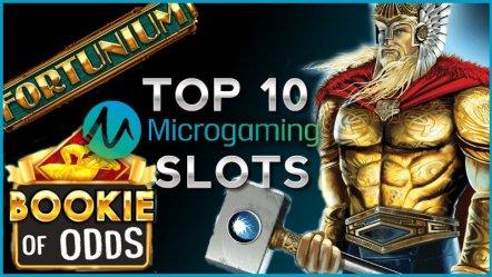 Top 10 Microgaming Slots