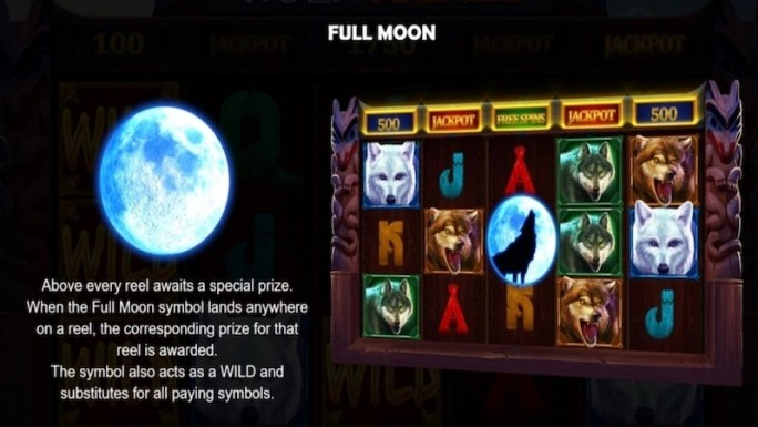 Spiele Wolf Riches - Video Slots Online