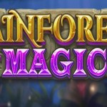 rainforest magic slot logo