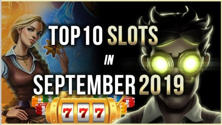 Top 10 Slots in September