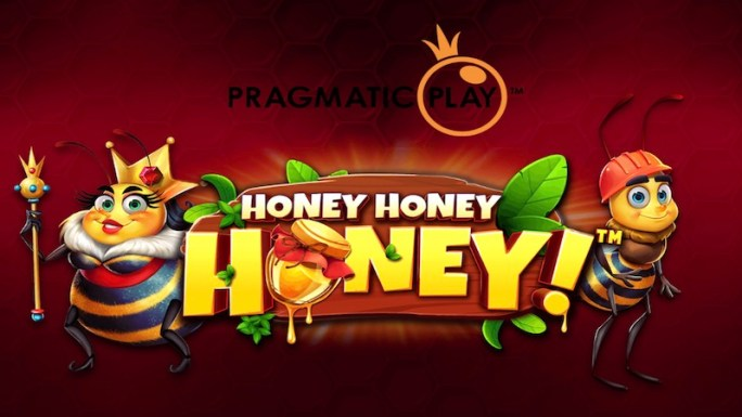 honey honey honey slot logo