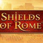 shields of rome slot logo