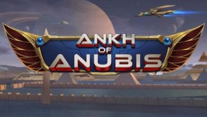 ankh of anubis slot logo