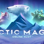 arctic magic slot logo
