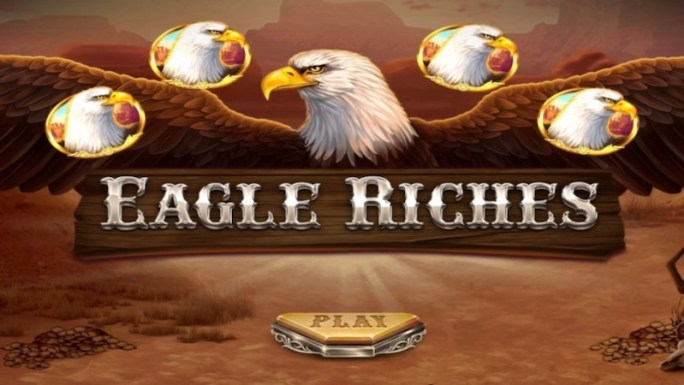 eagle riches slot rules