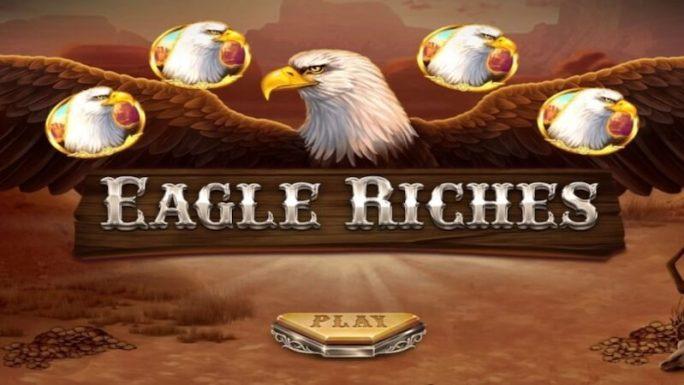 eagle riches slot rules