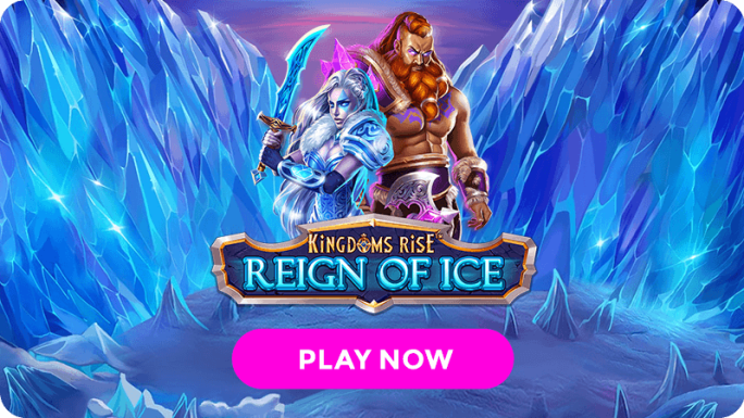kingdoms rise reign of ice slot signup