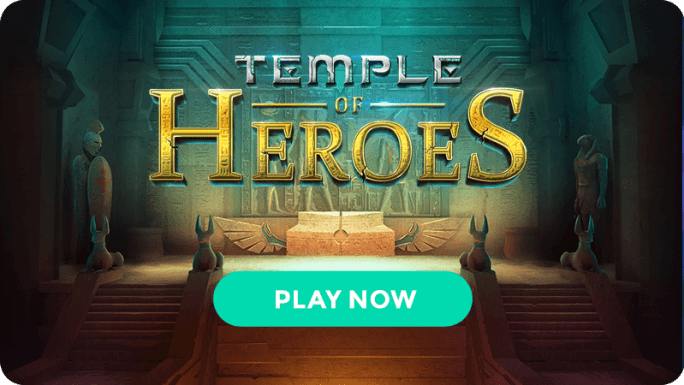 temple of heroes slot signup