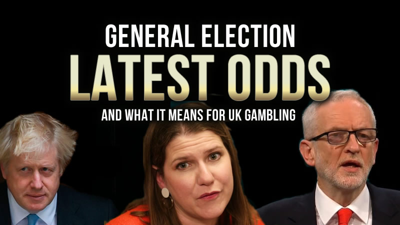UK General Election: What are each parties' stances on gambling? And what are the latest odds?