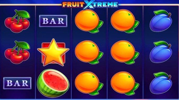 fruit xtreme slot gameplay