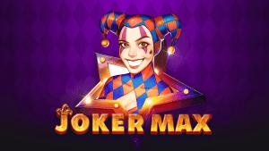 joker max slot logo