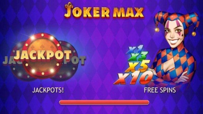 joker max slot rules