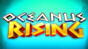 oceanus rising slot logo