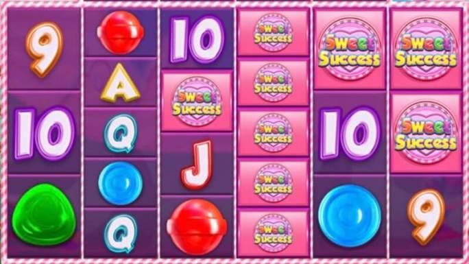 sweet success megaways slot gameplay