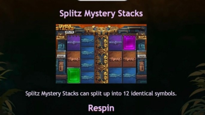 temple stacks slot rules