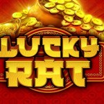 lucky rat slot logo