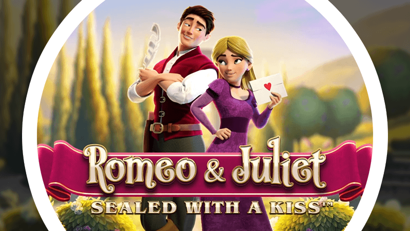 Romeo and Juliet: Sealed With A Kiss Slot