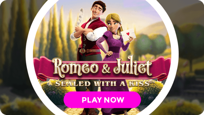 romeo and juliet slot signup