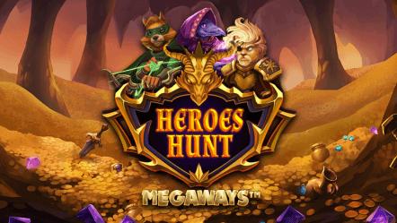 Heroes Hunt Slot