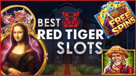 Top 5 Red Tiger Gaming Slots