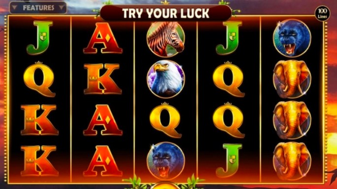 african fortune slot gameplay