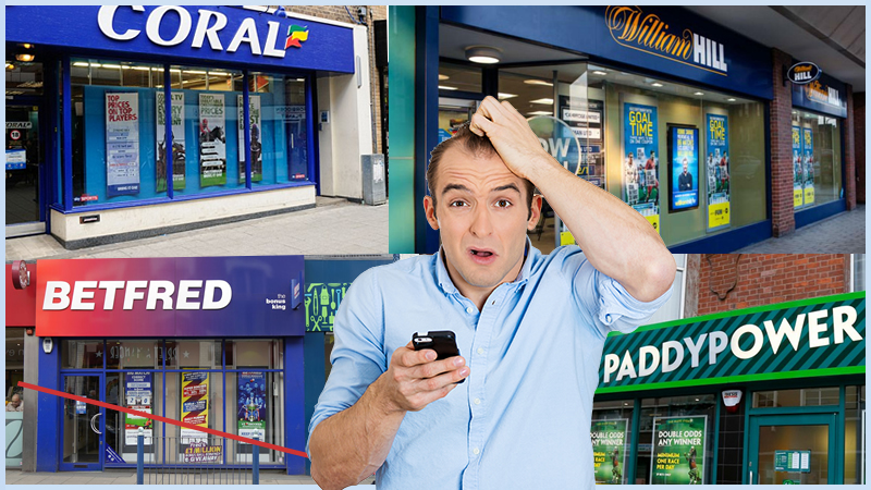 Which high street bookies offer the best football odds?
