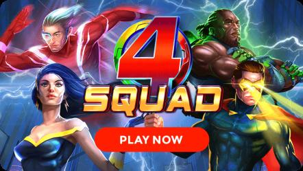 4Squad Slot
