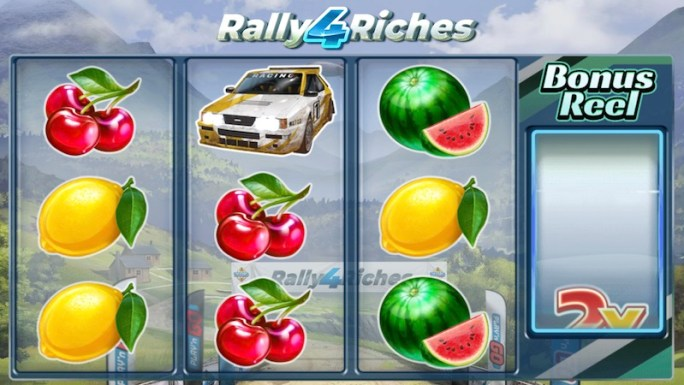 rally 4 riches slot gameplay