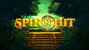 spin n hit slot logo