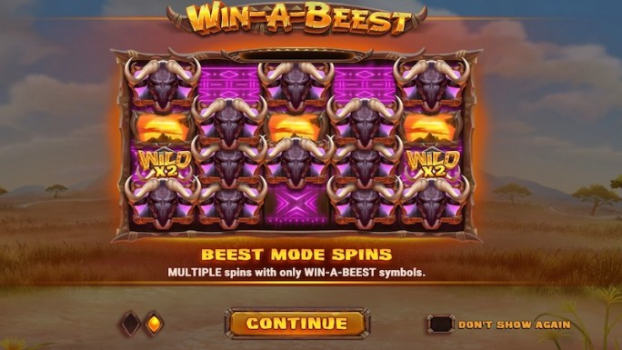 win a beest slot rules